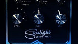 Sound Examples – UAFX Starlight Echo Station
