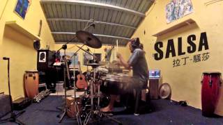 Julian's Drum Clips  Samba/ Salsa / Rumba / Cumbia