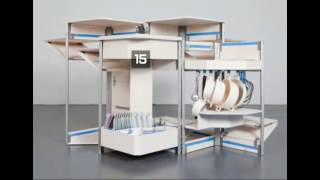 [Low Budget] Top 15 Most Practical Space Saving Furniture Designs For Small Kitchen