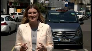 Coronavirus: Taxi drivers 'unprotected' during lockdown