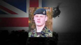 British troops killed in Afghanistan returned home