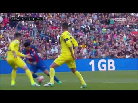 Hasil Pertandingan Barcelona Vs Villareal   La Liga Spanyol All Goals