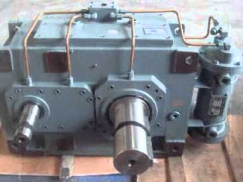 China Industrial Gearbox Gear Reducer Geared Motor Speed