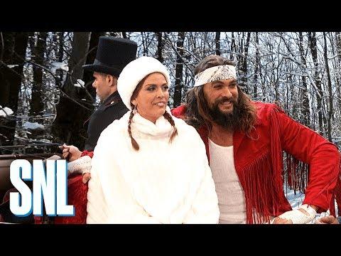 Gemma Sleigh Ride - SNL