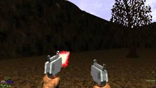 Doom 2 All Hell is Breaking Loose - allhell.zip - MAP02 Shaft - UVMAX