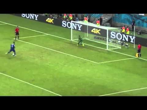 Costa Rica advances to 2014 World Cup quarter finals.