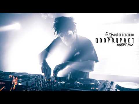 6 Years of Rebellion Guest Mix • oddprophet