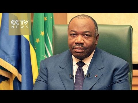 Exclusive interview with Gabon president on China-Gabon relations