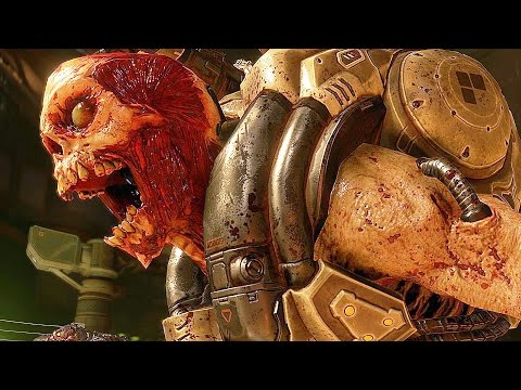 DOOM 4 Gameplay Singleplayer Campaign