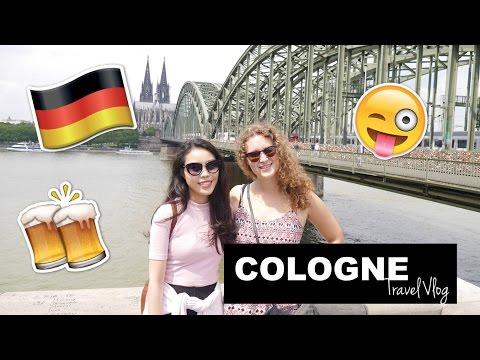 VISITING BRUEHL AND COLOGNE!? |TRAVEL VLOG | GERMANY | Pt. 2 | 2016