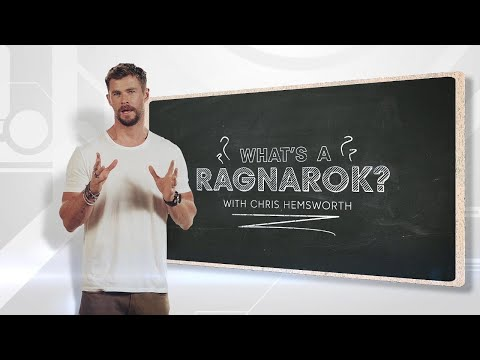 Thor: Ragnarok - Chris Explains What is Ragnarok