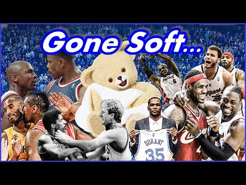 How the NBA became SOFT!