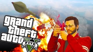 TG & Hike - THE BOUNTY HUNTERS - Part 2 (GTA 5 Funny Moments)
