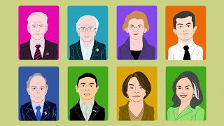 Which Democratic Candidate Had The Biggest Surge In Popularity This Year? l FiveThirtyEight