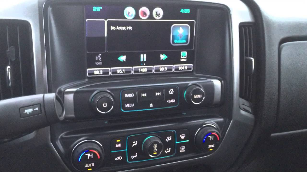 Chevrolet Silverado 2014 Air Conditioning Heat Problems