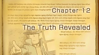 Professor Layton and the Unwound Future #14 ~ Chapter 12 - The Truth Revealed