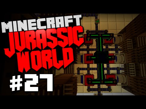 Jurassic World | Rexxit Minecraft Modpack #27