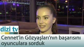 Cennetin Gözyaşları dizisinin başarısını oyuncularına sorduk - Dizi Tv 575. Bölüm