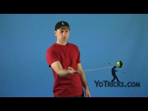 Learn The Forward Toss Yoyo Trick