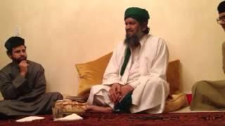 Hazrat Syed Durwesh Mohiuddin Quadri Al-Multani (from India