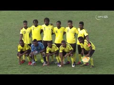 2016 OFC U20  |  Vanuatu v Fiji
