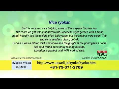 Ryokan Kyoka - REVIEWS - Kyoto Ryokan & Onsen Kyoto Reviews
