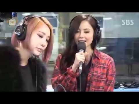 [브아걸] 151112 Brown Eyed Girls (브라운 아이드 걸스)