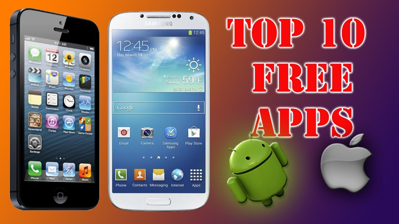 top 10 apps for iphone top 10 free iphone amp android apps 2013 2448