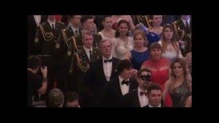 Большой новогодний Бал в НАБТ оперы и балета. Дебютанты