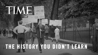 The Lavender Scare | The History You Didn't Learn | TIME