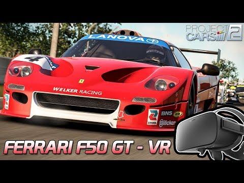 Ferrari F50 GT [VR] [GER] KI-Rennen auf Road America