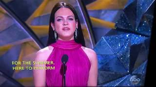 DANIELA VEGA Presentando Premios OSCAR 2018 - UNA MUJER FANTASTICA