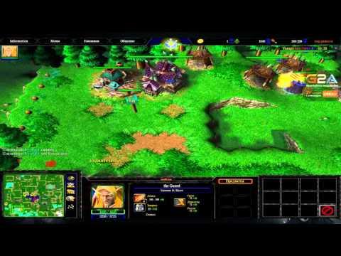 Стрим 06.04.2016.[2] Warcraft III Vampirism NewGen, Gondar Wars, X Hero SIege