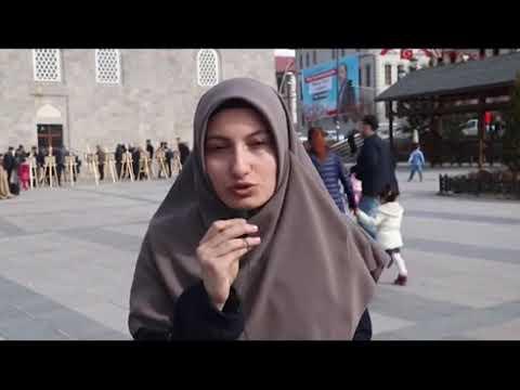 Erzurum da kulandığımız en çok kelimeler
