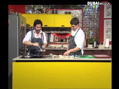 The Ivy Dubai's Head Chef on Studio One