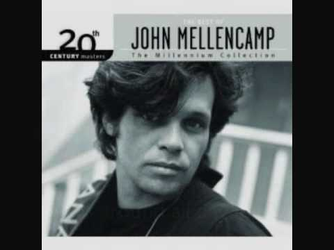 John Mellencamp- Hurt So good (lyrics on screen)