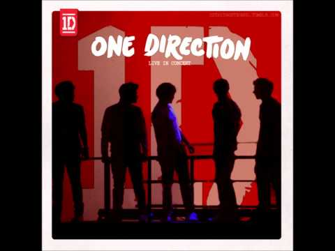 One Direction - Live While We're Young Acoustic