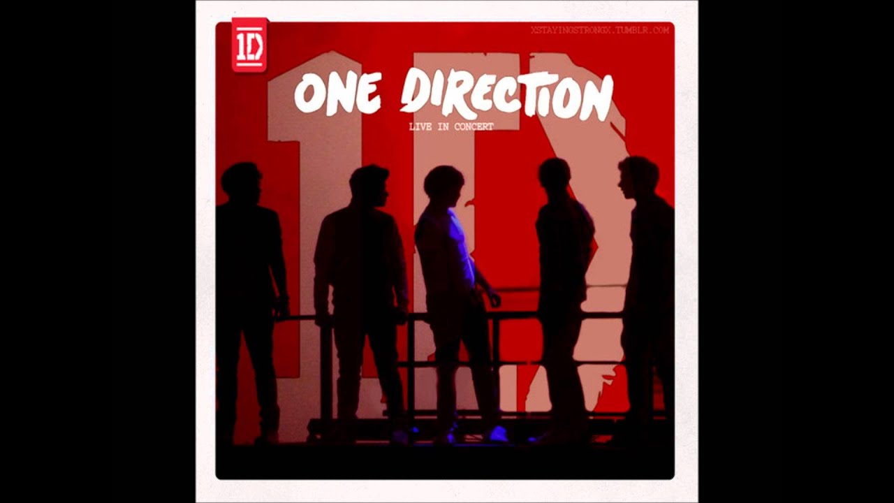 One direction live while we're young (live xfactor usa) hq hd +.