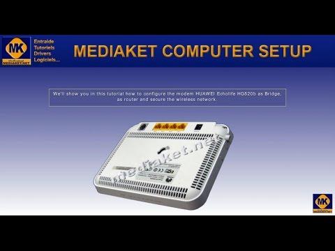 firmware router huawei echolife hg520b