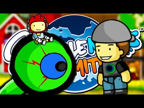 I'M IN THE GAME! | Scribblenauts Unlimited #3