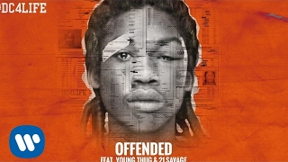 Meek Mill - Offended feat. Young Thug & 21 Savage [ Audio]
