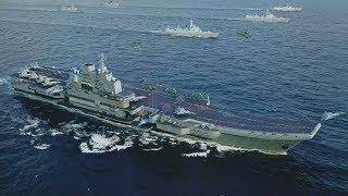 Wargame Red Dragon Китай (Морские) VS Франция (Морские)
