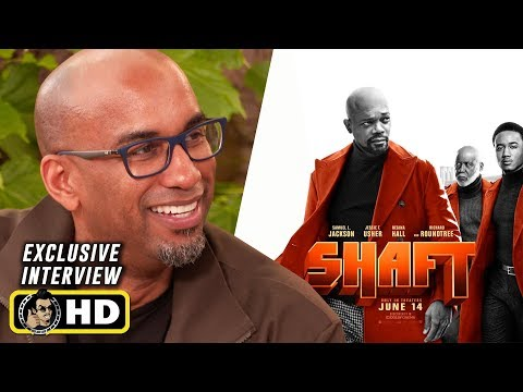 Director Tim Story Interview For Shaft