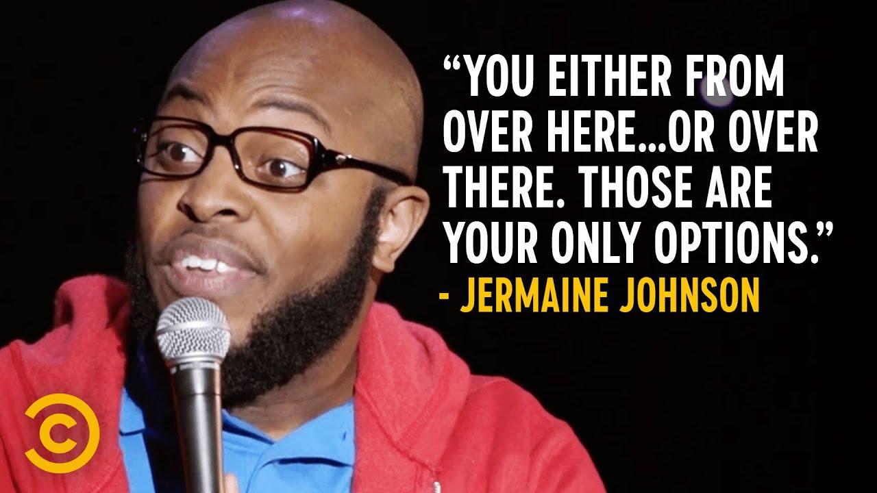 "What It's Like Living in Birmingham, Alabama - Jermaine ""FunnyMaine"" Johnson"