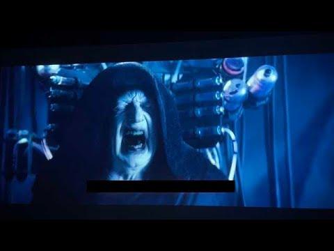 Star Wars Revenge Of The Sith Alternate Ending Youtube
