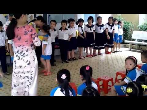 """what's the weather?"" song by Vietnamese kids"