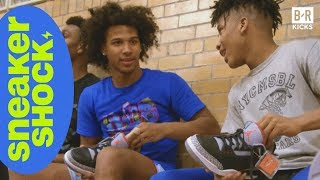 Basketball Team Gets Emotional After They're Gifted New Jordans | Sneaker Shocker S1E2