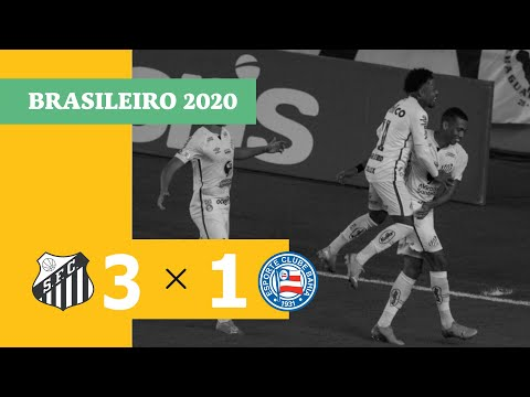 Santos Bahia Goals And Highlights
