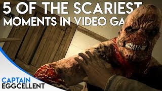5 Of The Scariest Moments In Video Games