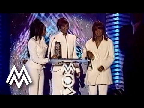 Eternal  Win 'Best Single'  Acceptance Speech  1997